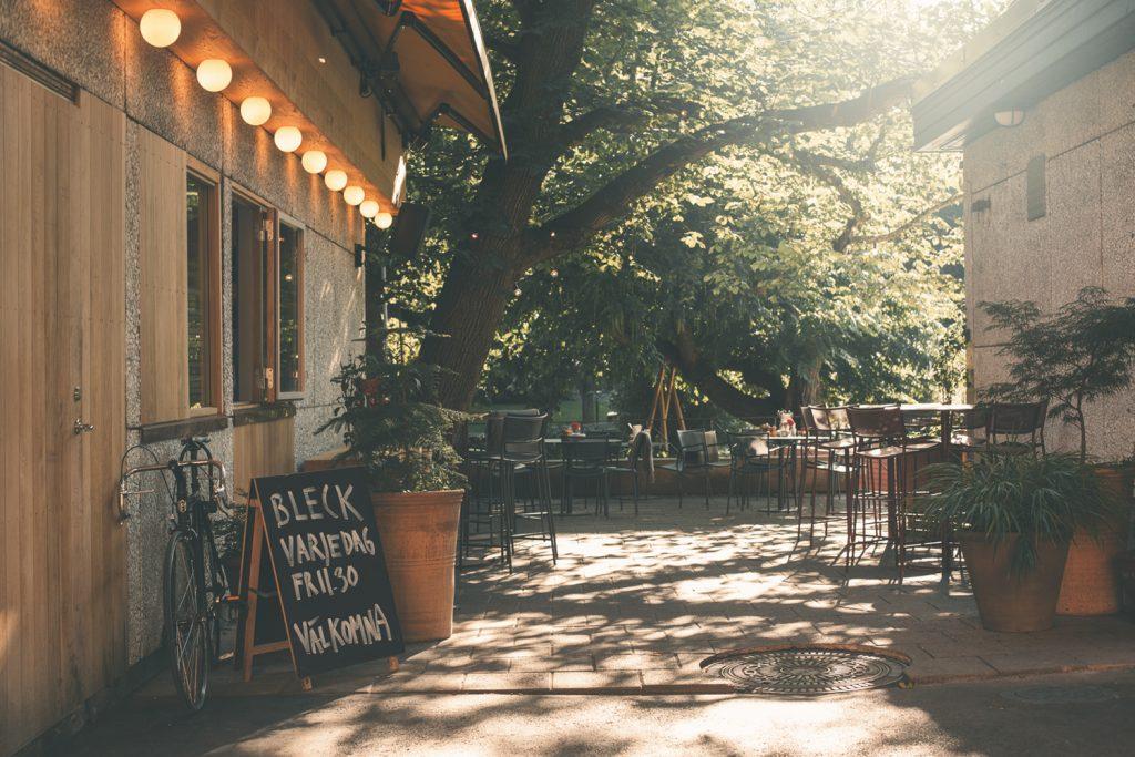 Restaurant Bleck