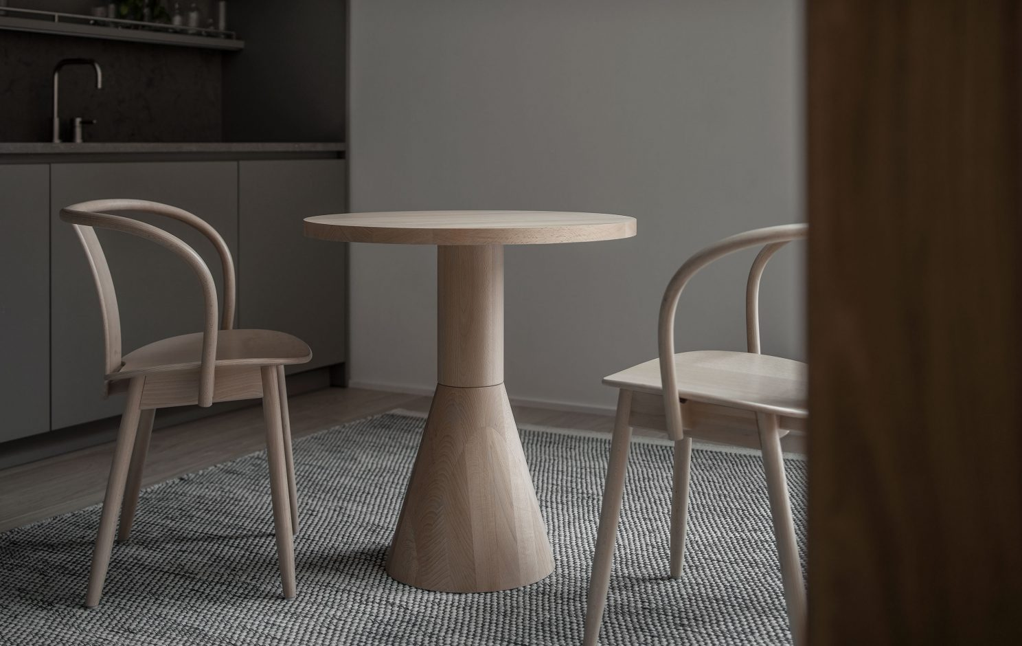 Draft Dining Table collection