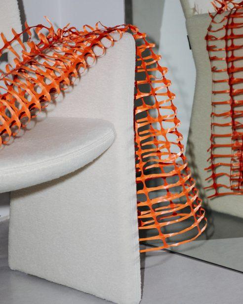 Crown chair kvadrat – silas 114