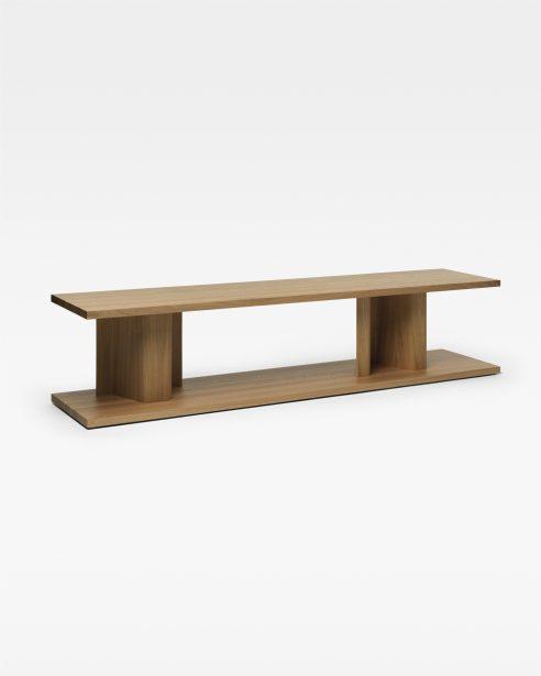 bit side table NATURAL OAK